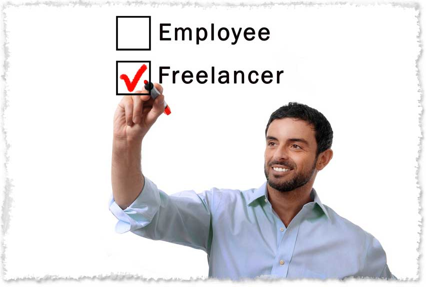 Internet Freelancer