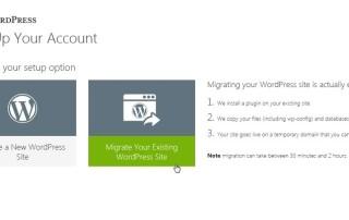 Move a WordPress Site