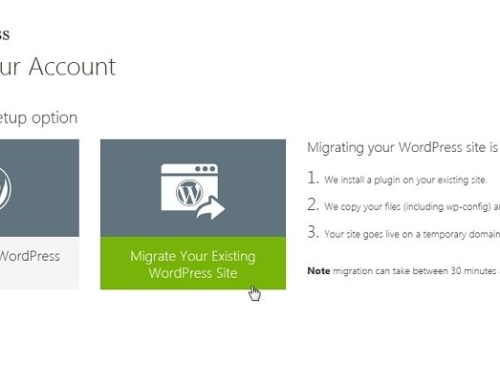 Move a WordPress Site the EASY Way using GoDaddy Site Migration